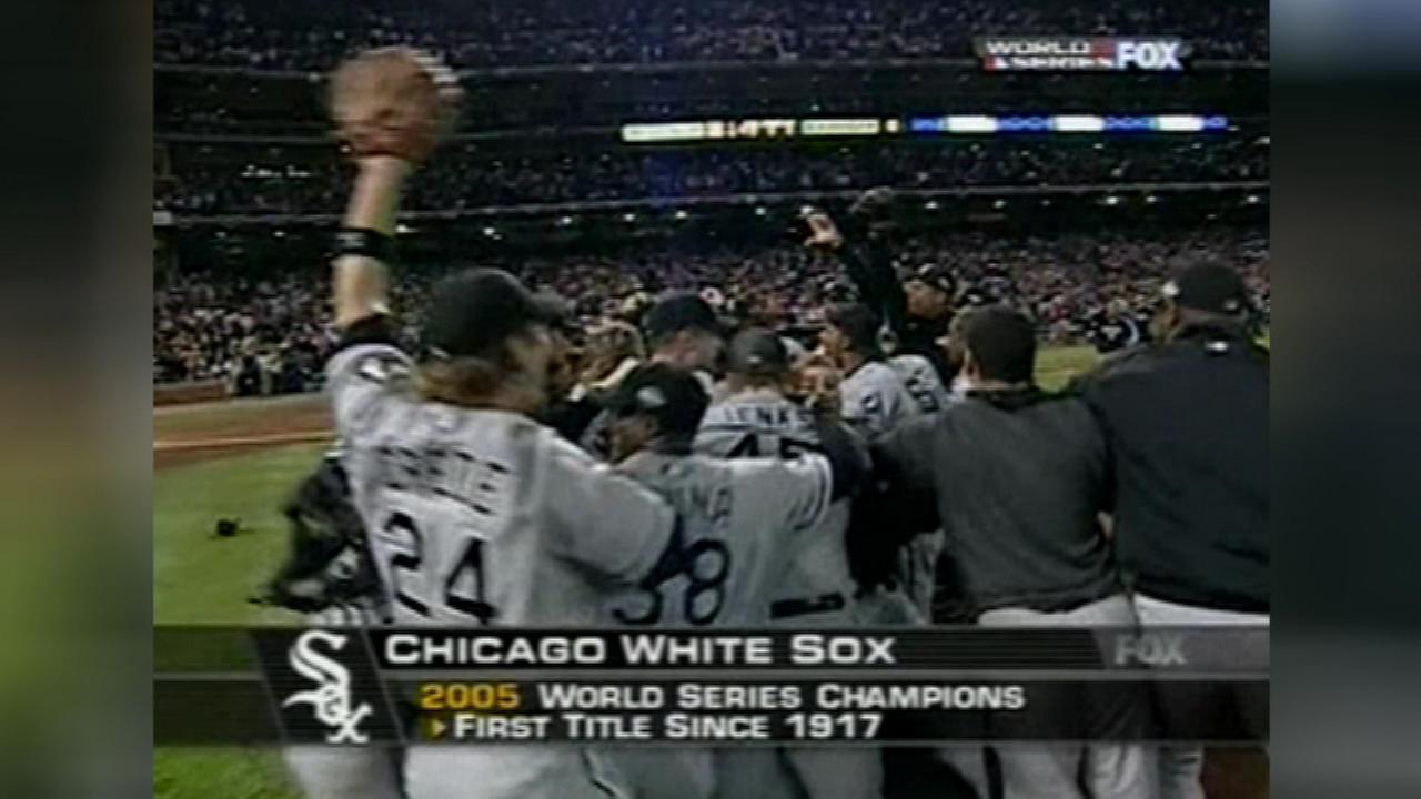 10th anniversary of White Sox's World Series win