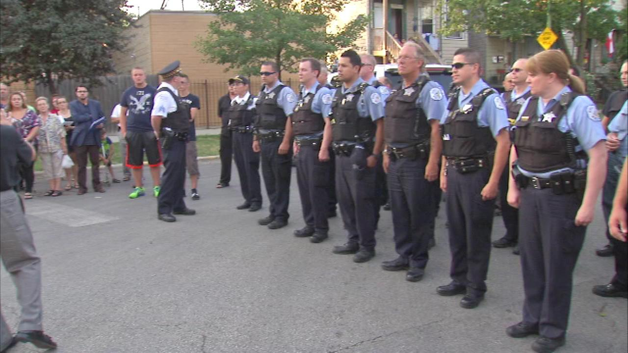 CPD introduces 'Train the Trainer' community policing initiative