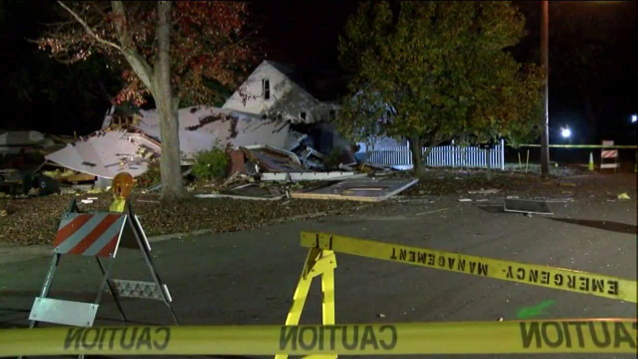 Muncie home explosion cause under investigation