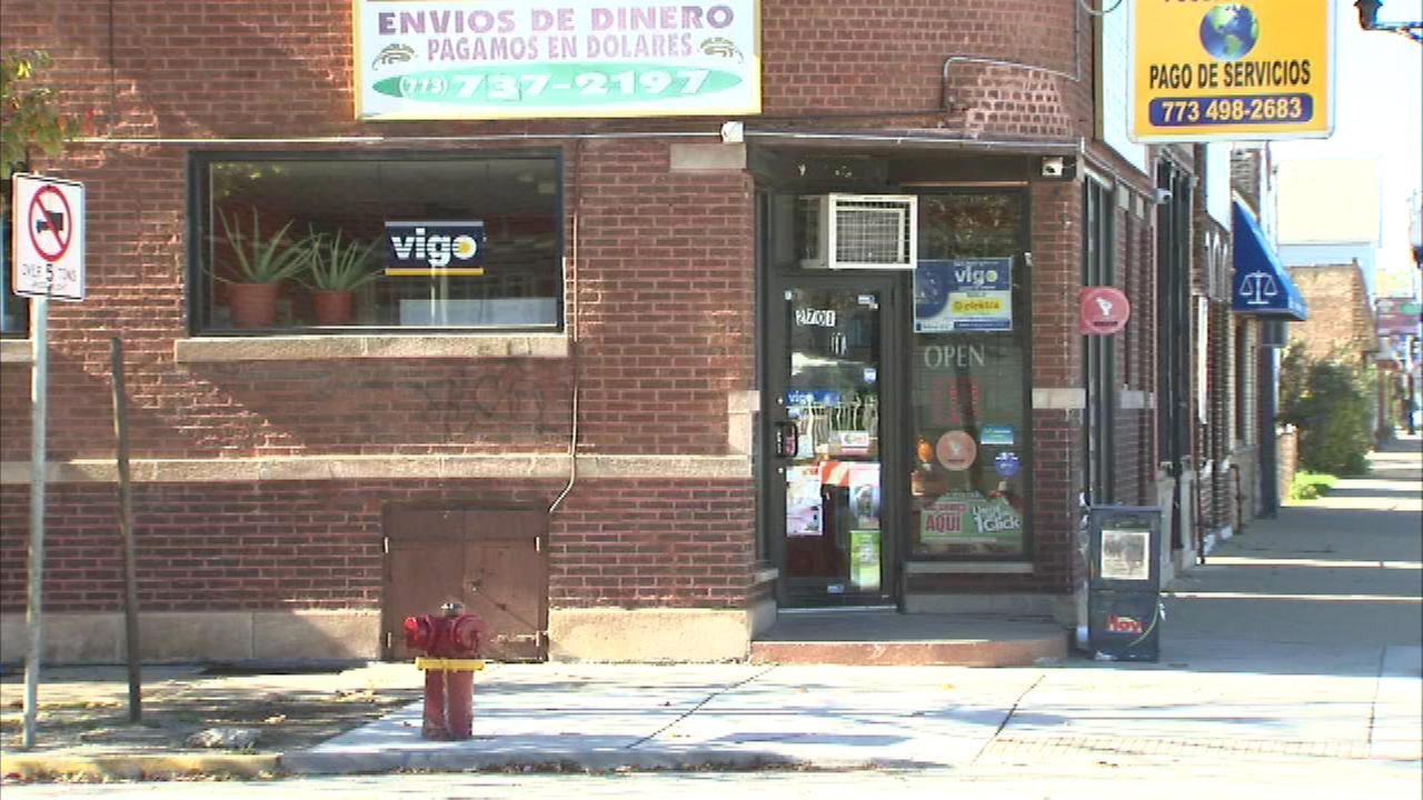 A robbery suspect is dead after police say he was shot on the citys South Side and Sunday the mans relatives have questions about the way he was killed.