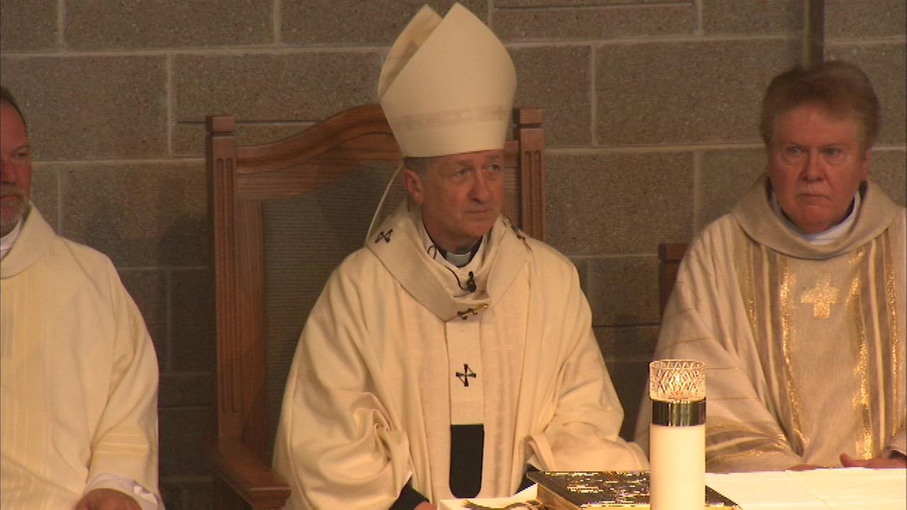 Chicago Archbishop Blase Cupich