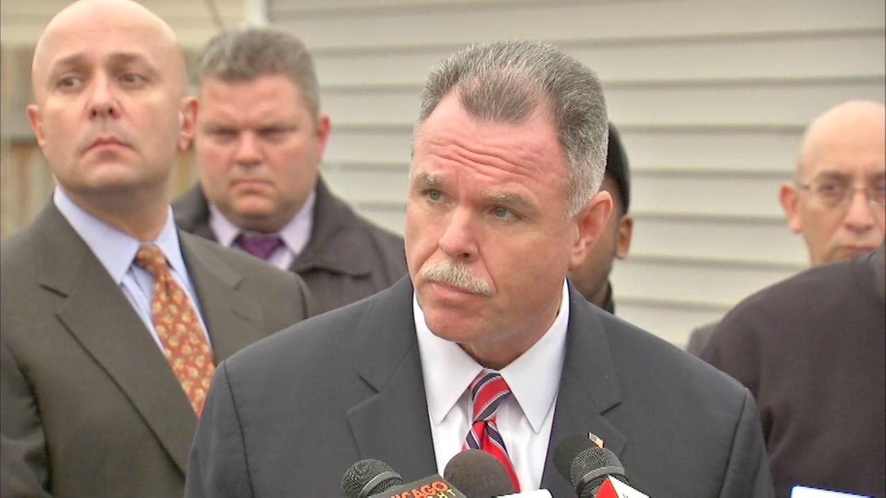 Chicago Police Supt. Garry McCarthy