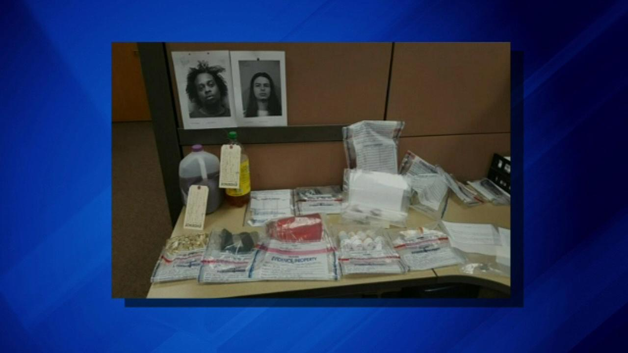 8 arrested in East Chicago drug bust, police say