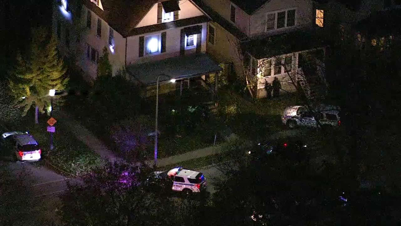 2 arrested after police surround Evanston home, officials say
