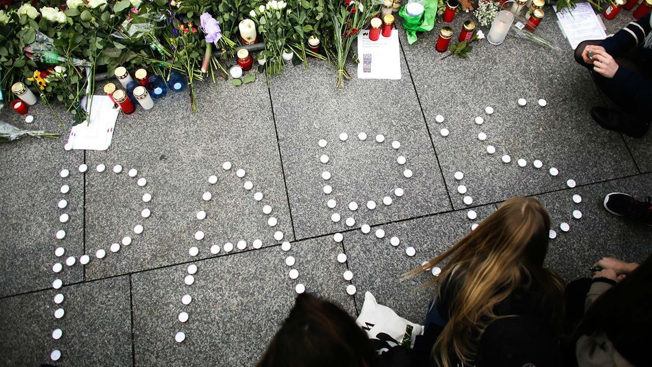 Germany France Paris Attacks