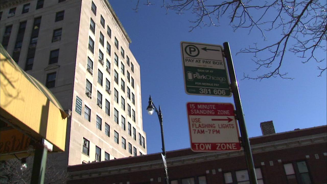 Parking amnesty starts Sunday in Chicago