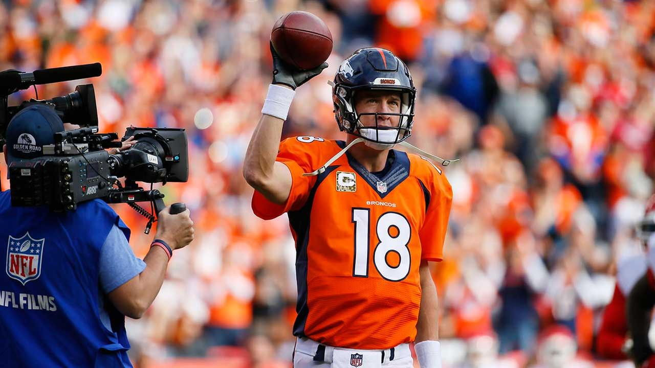 Peyton Manning strongly denies report he used HGH in 2011