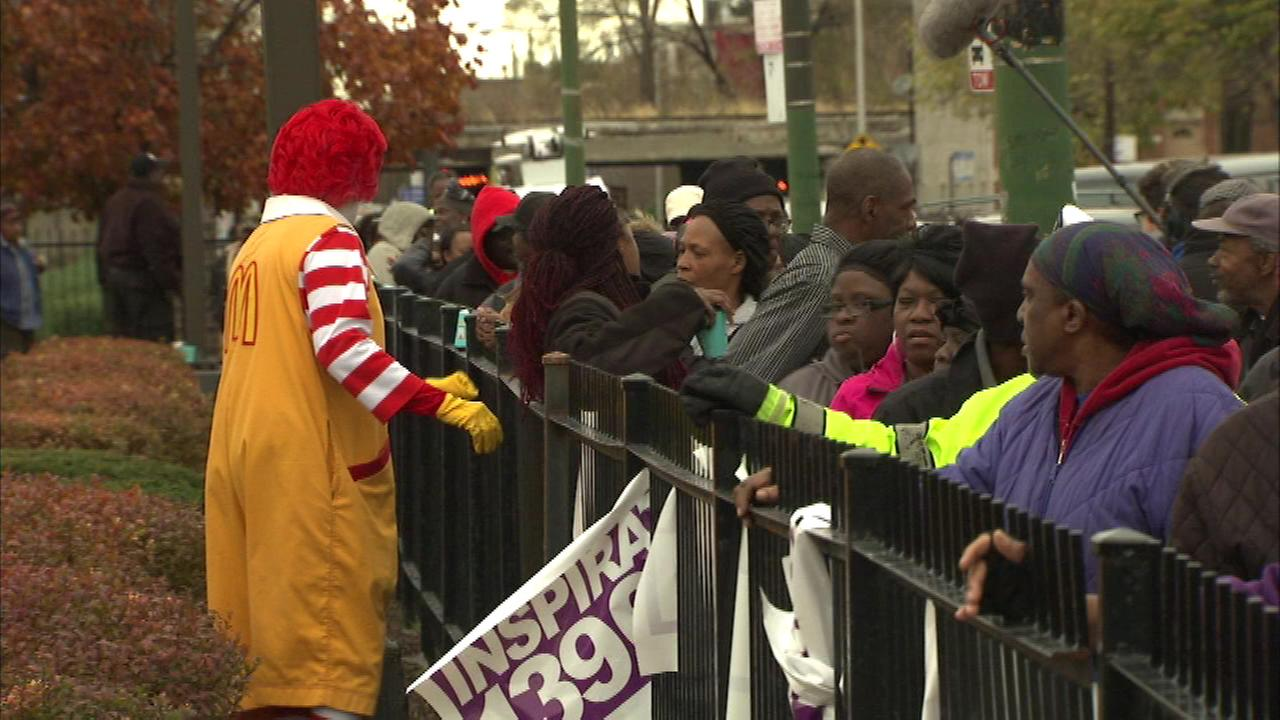 The annual Food for the Body and Spirit program drew crowds on the West Side.