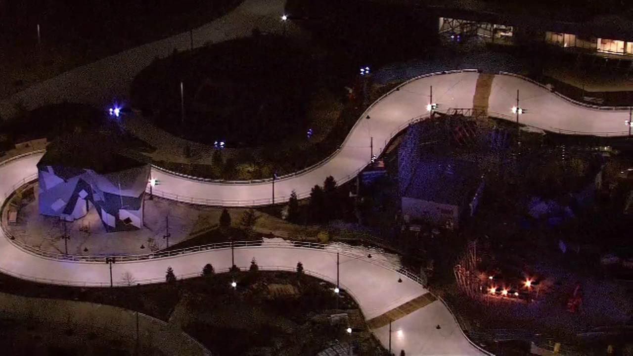 Ice skating ribbon at Maggie Daley Park to open Nov. 27