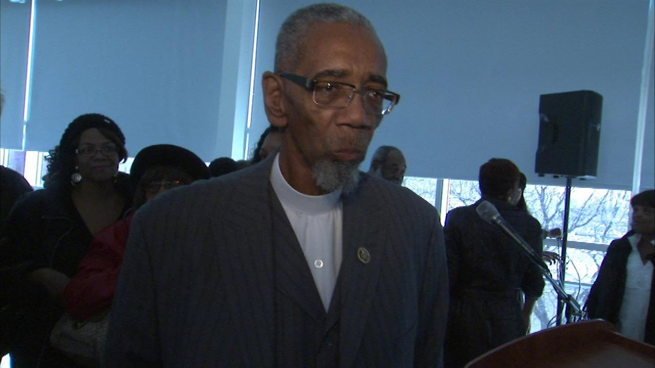 Congressman Bobby Rush says he will run for re-election