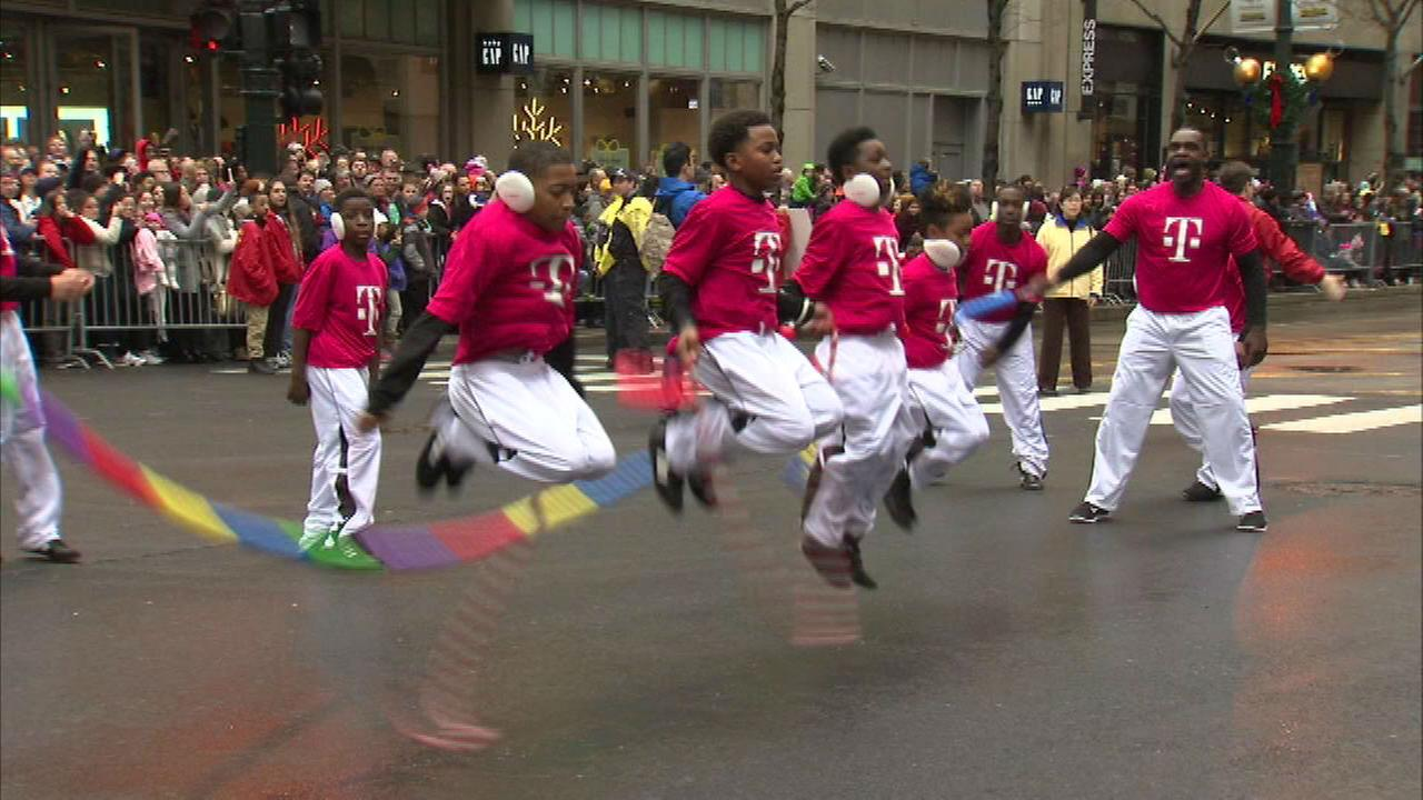Chicago's Thanksgiving Day Parade 2015