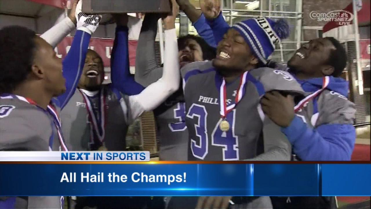 Chicago's Phillips Academy HS wins state football championship
