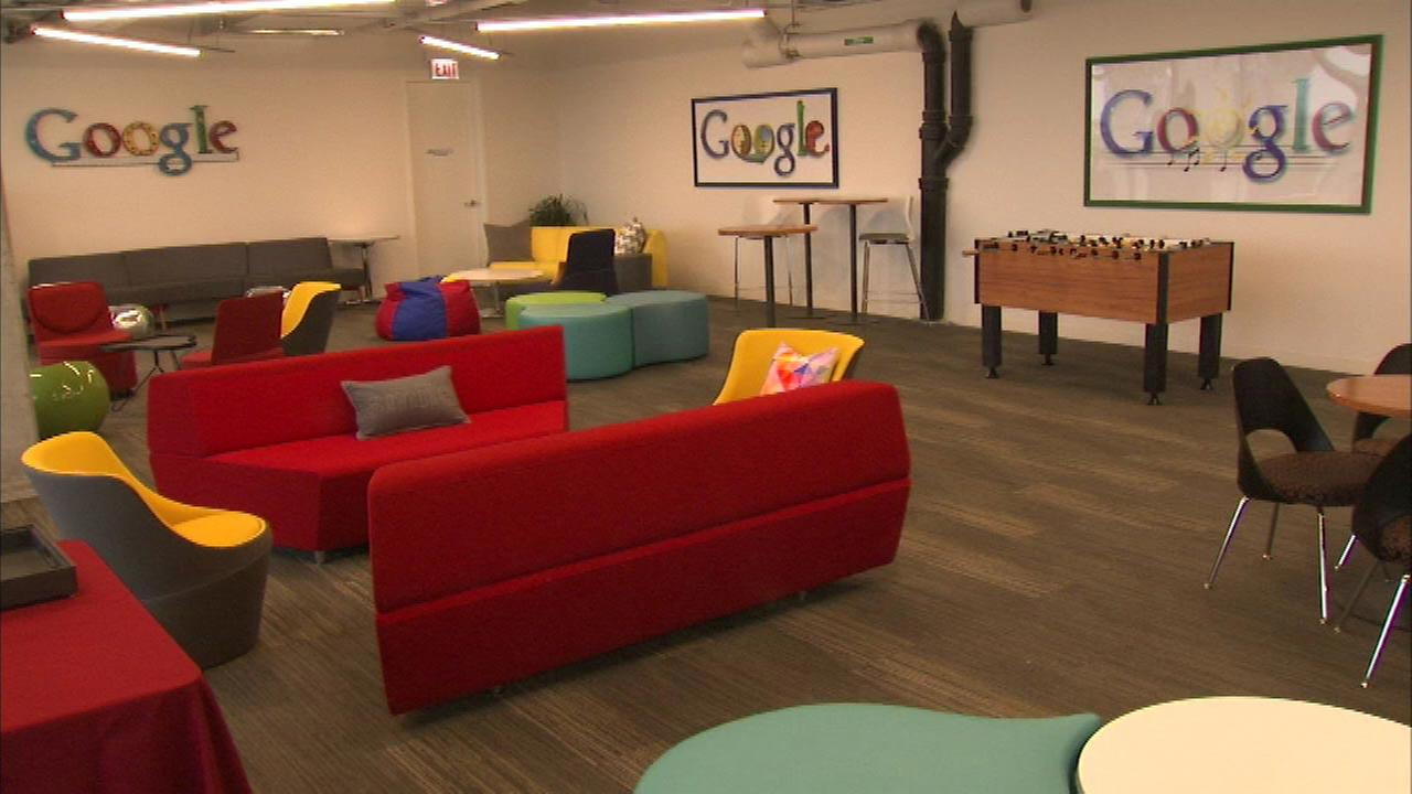 Google Chicago opens new West Town headquarters