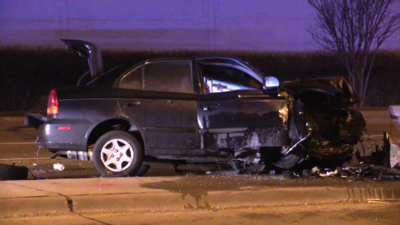 Crash near Midway Airport kills 1, police say