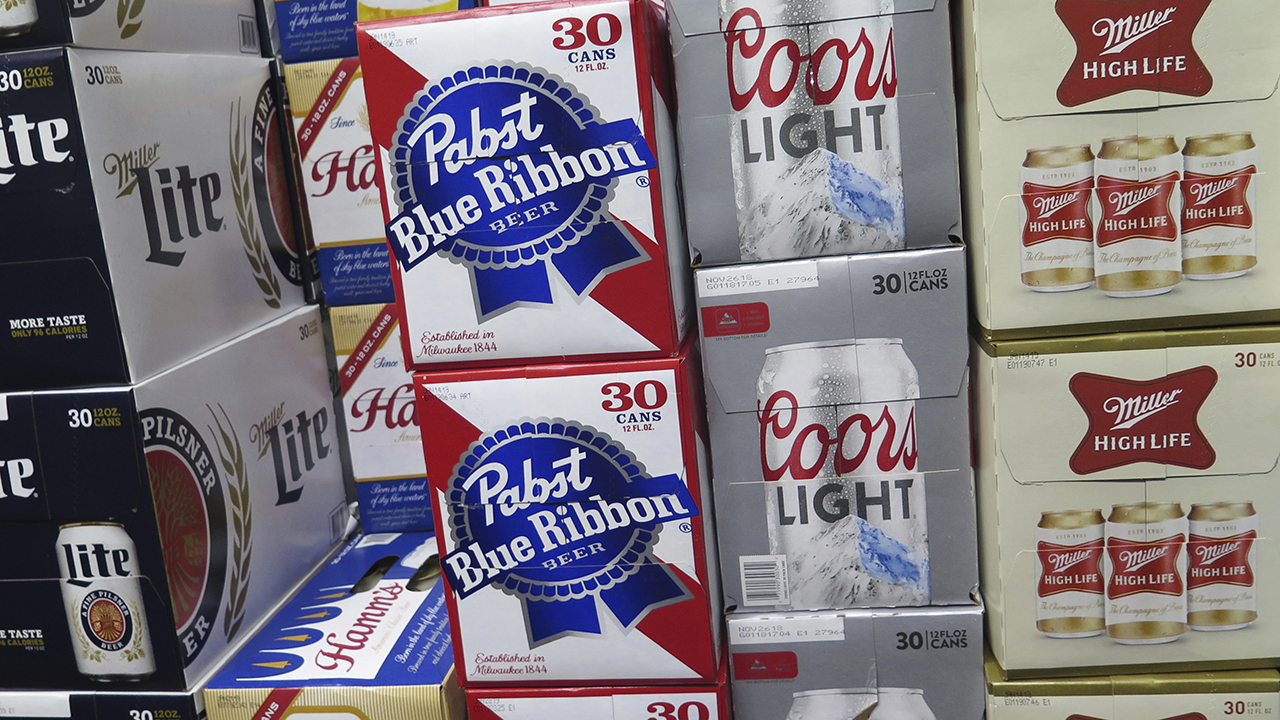 Pabst, MillerCoors head to trial to settle a contract dispute