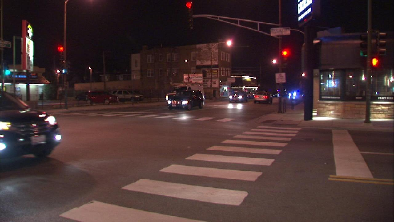 Hit-and-run driver strikes 76-year-old pedestrian on NW Side