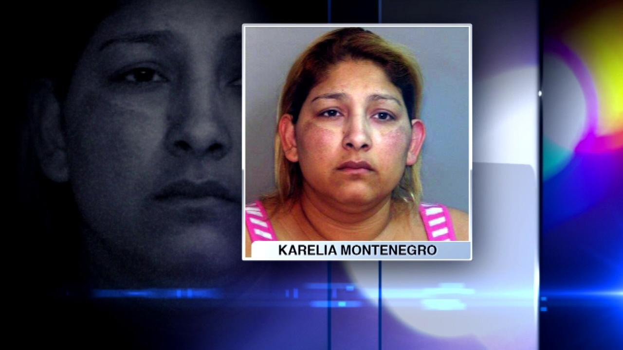 Child care worker accused of force-feeding baby