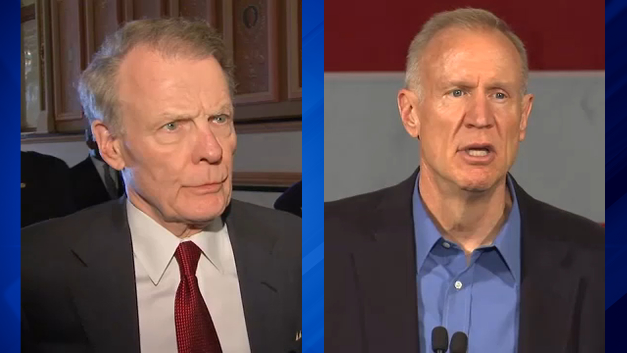 Madigan on Rauner's election defeat: 'I'm just happy that he's leaving'