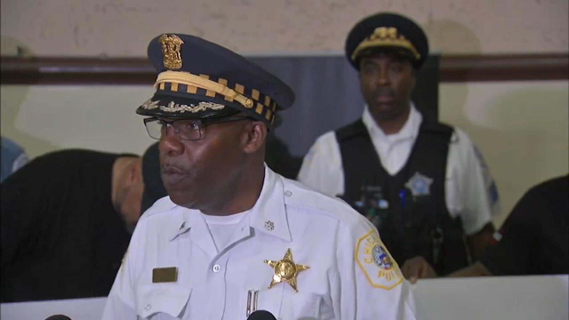 Former CPD Commander Kenneth Johnson