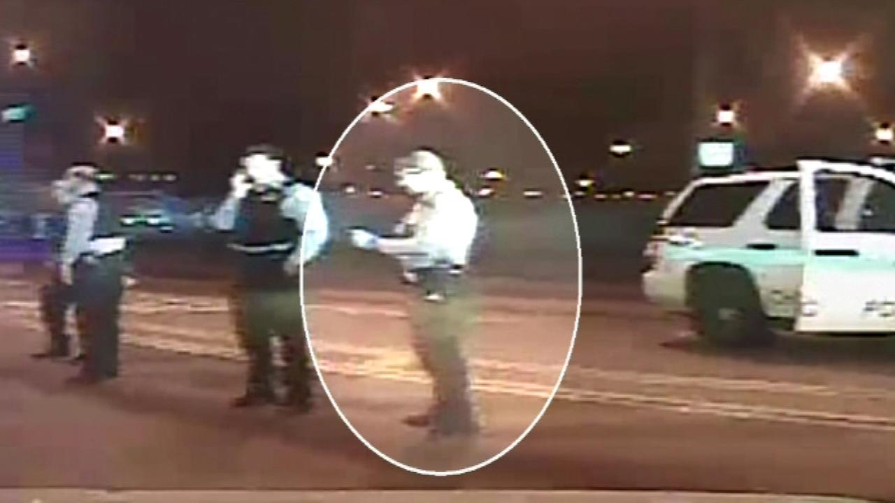 Two Cook County sheriff officers were on the scene after Laquan McDonald was shot in October 2014.