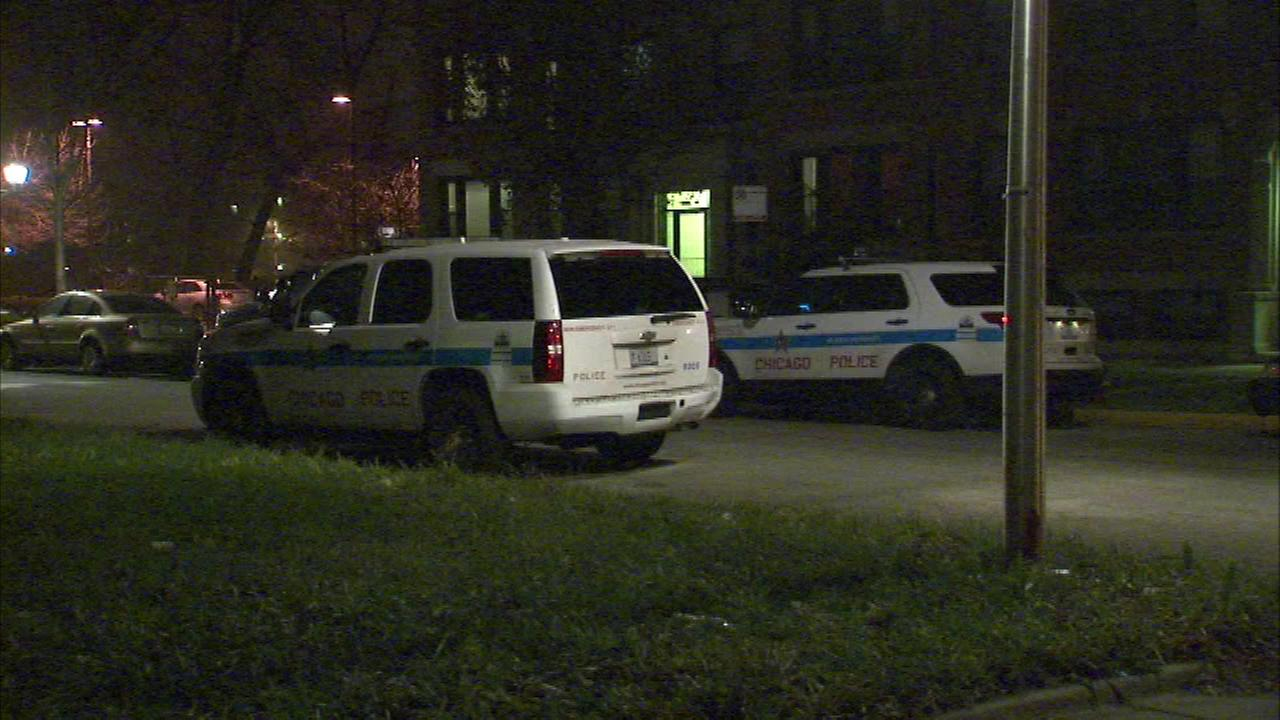 5-year-old boy shot in hand on S. Side