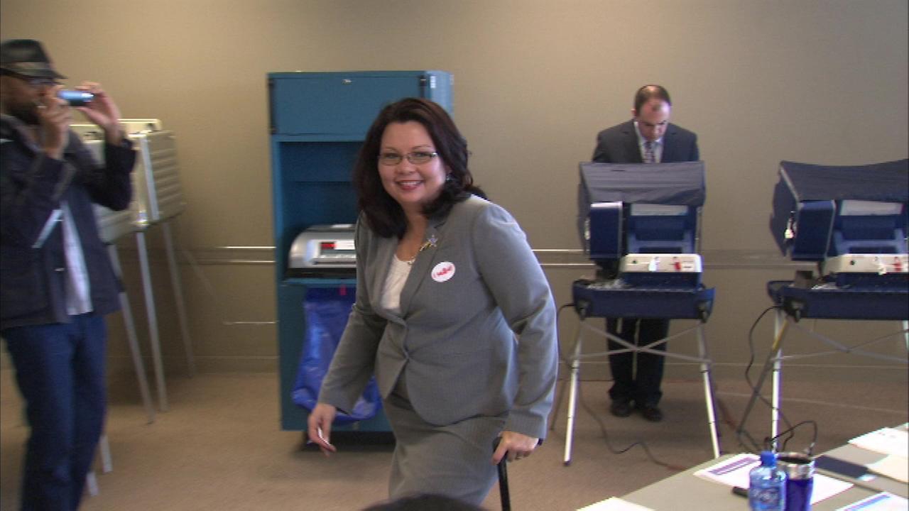 United States Congresswoman Tammy Duckworth