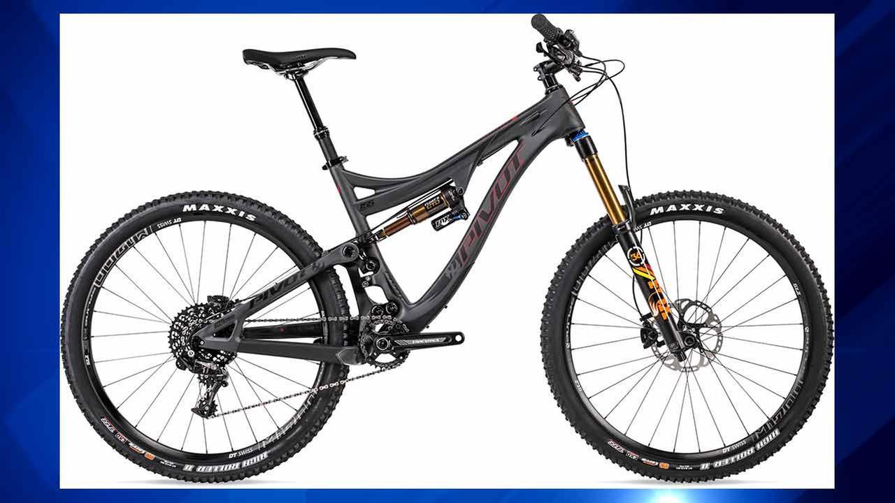 Reward offered for return of stolen $7K bike in Wheaton