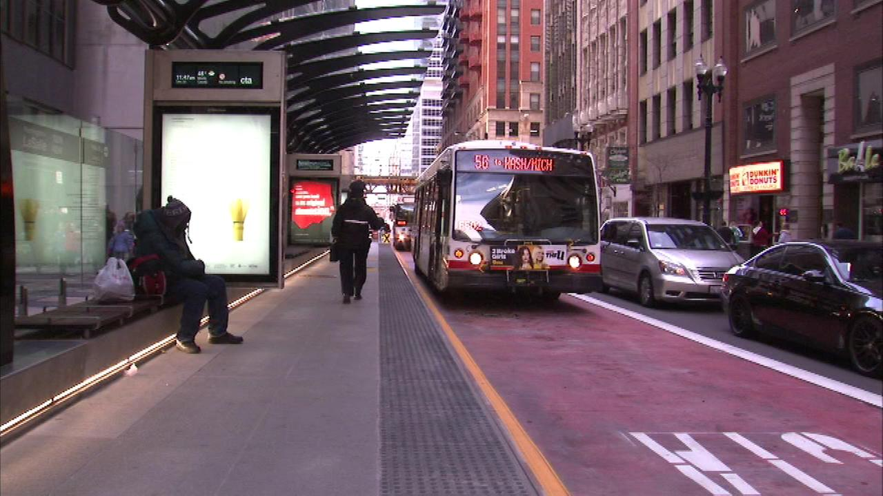 The CTAs new Loop Link service launched Sunday in an attempt to make it easier to get around downtown.