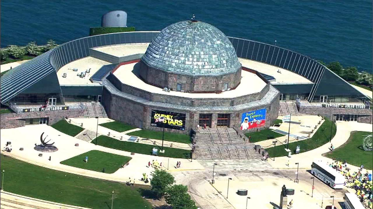 Adler Planetarium cuts 15 employees