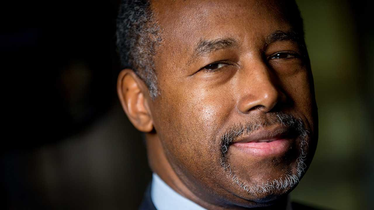 Ben Carson, GOP presidential candidate.