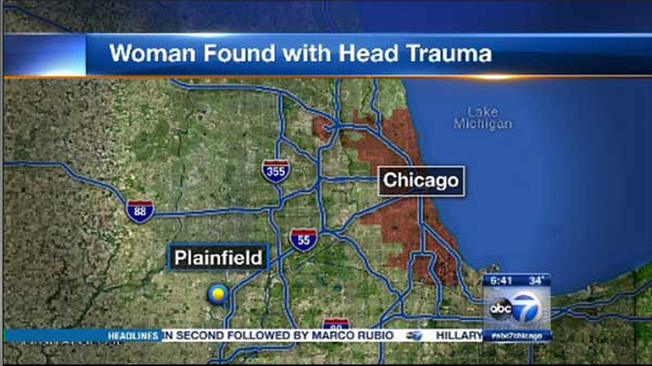 Authorities: Woman with head trauma found dead in Plainfield