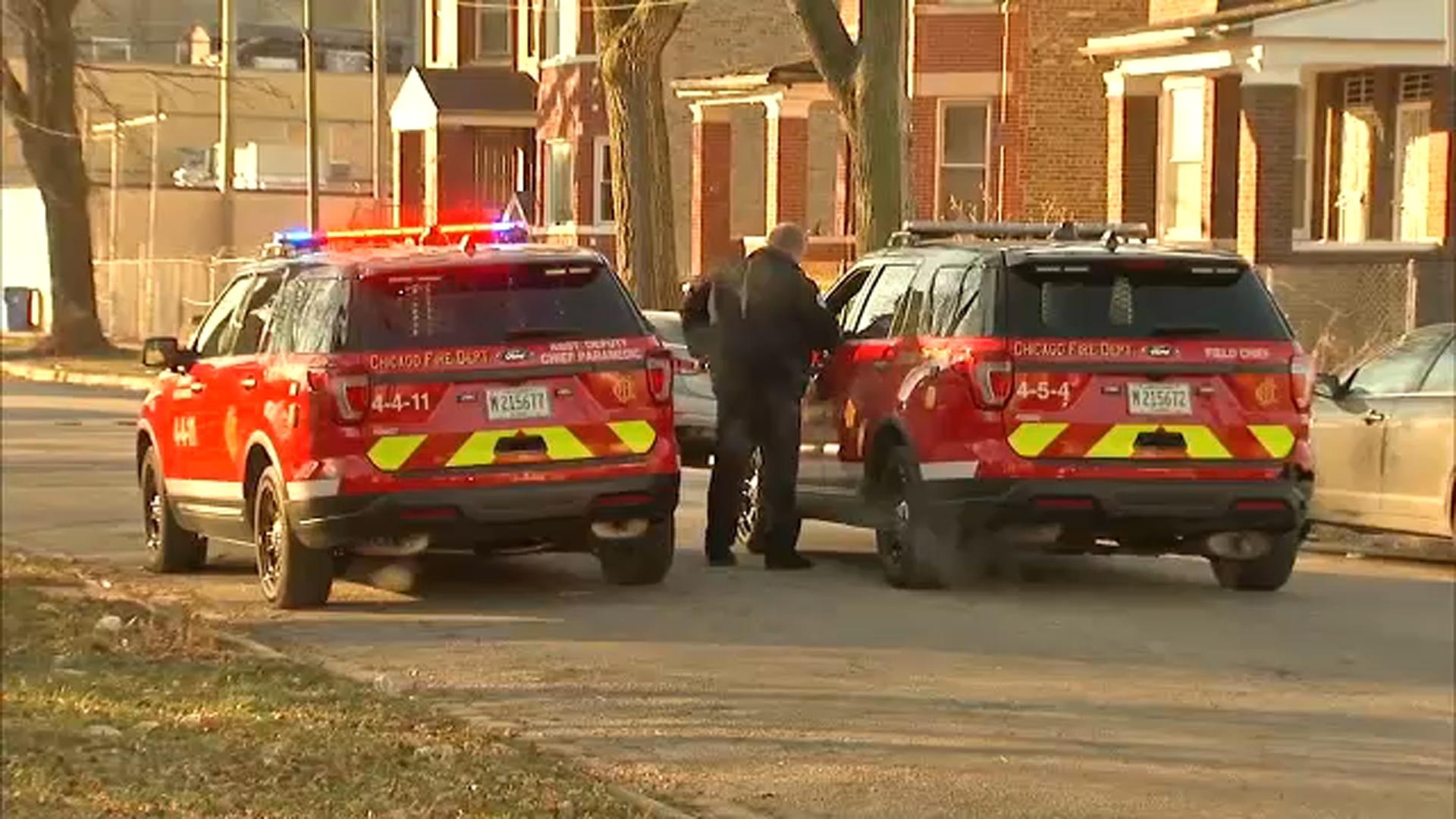 9 hospitalized after high CO levels detected in East Garfield Park home