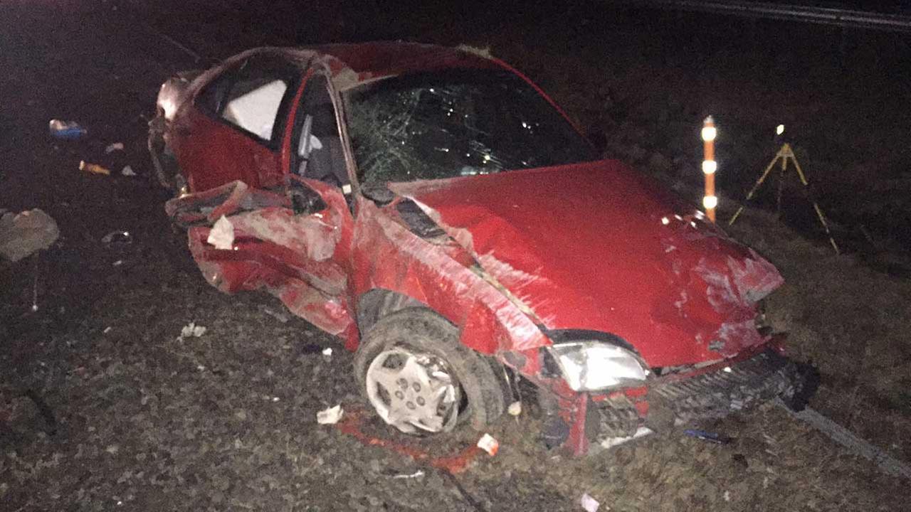 2 killed in I-65 crash in northwest Indiana, police say