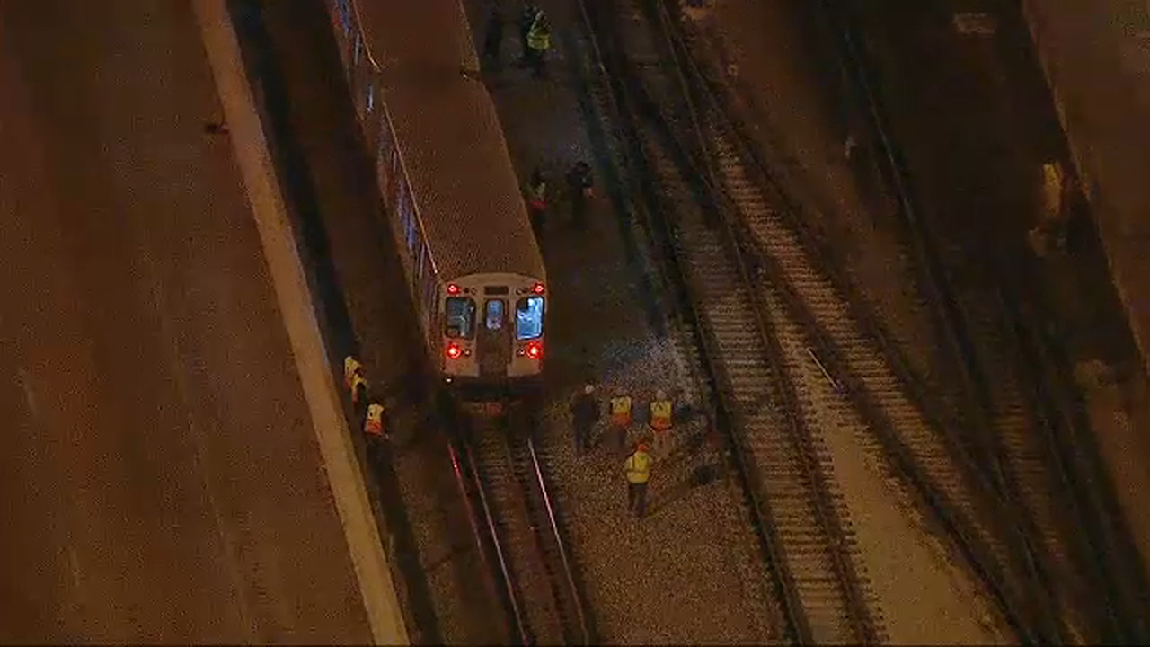 CTA Red Line service resumes on South Side after medical emergency