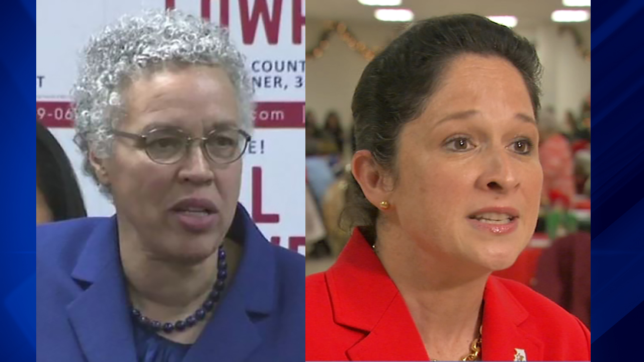 Toni Preckwinkle challenges Susan Mendozas mayoral petitions