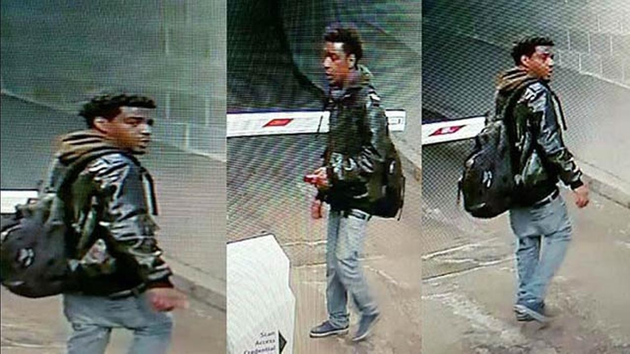 Chicago police released surveillance images of a suspect in a string of River North and Gold Coast garage burglaries.