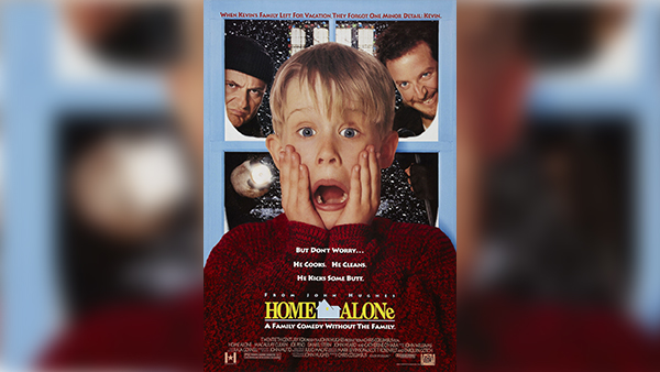 Indiana mom charged after young brothers found watching 'Home Alone' while home alone