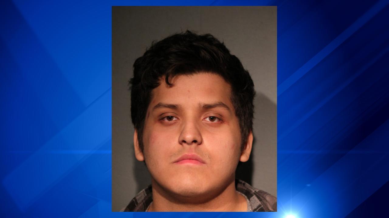 Jaime Santillan Jr., 23, of Chicago.