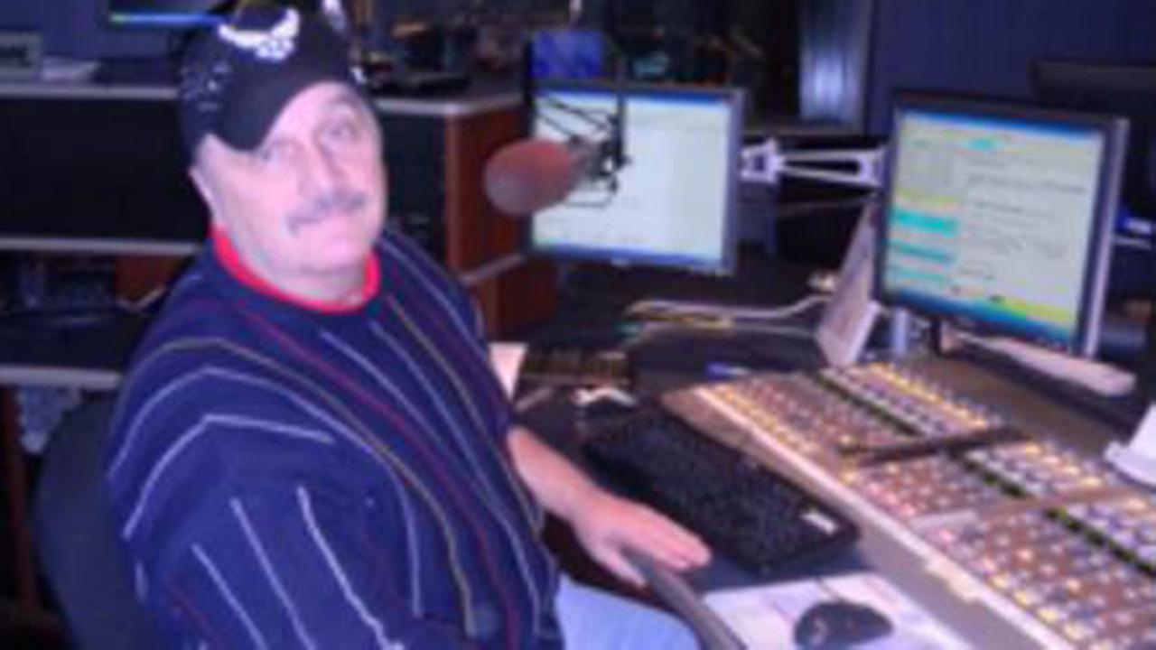 David Mitchell, 60, worked at WBBM Radio since 1992.