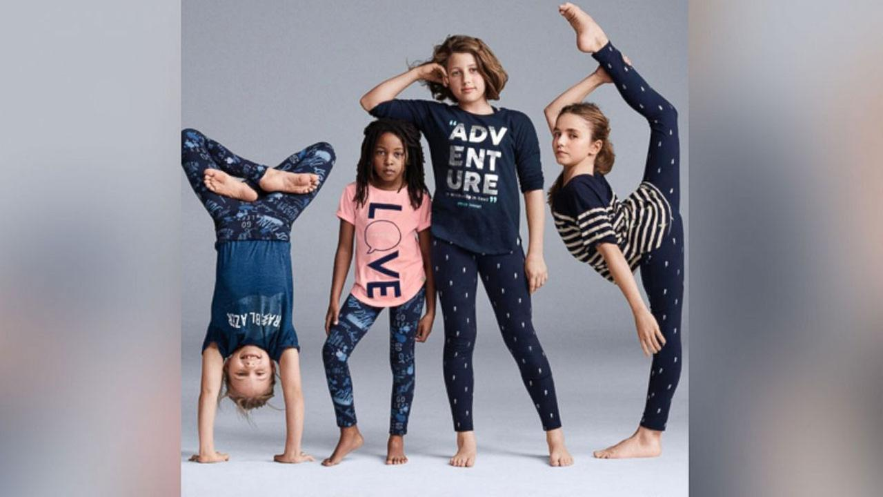 Gap pulled an ad featuring members of a youth performance group after critics called it racist.
