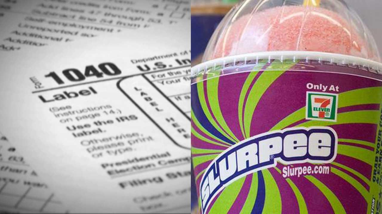 7-Eleven offers IRS payment option, along with slurpees
