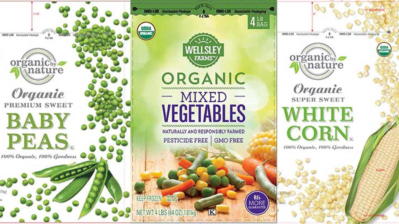 15 frozen vegetable products recalled due to listeria concerns