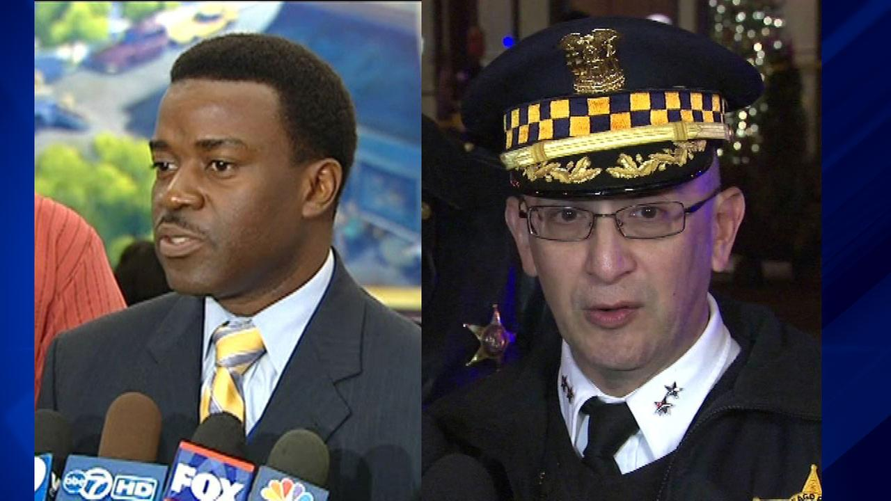 2 top-ranking officials in running for NEIU campus police chief job