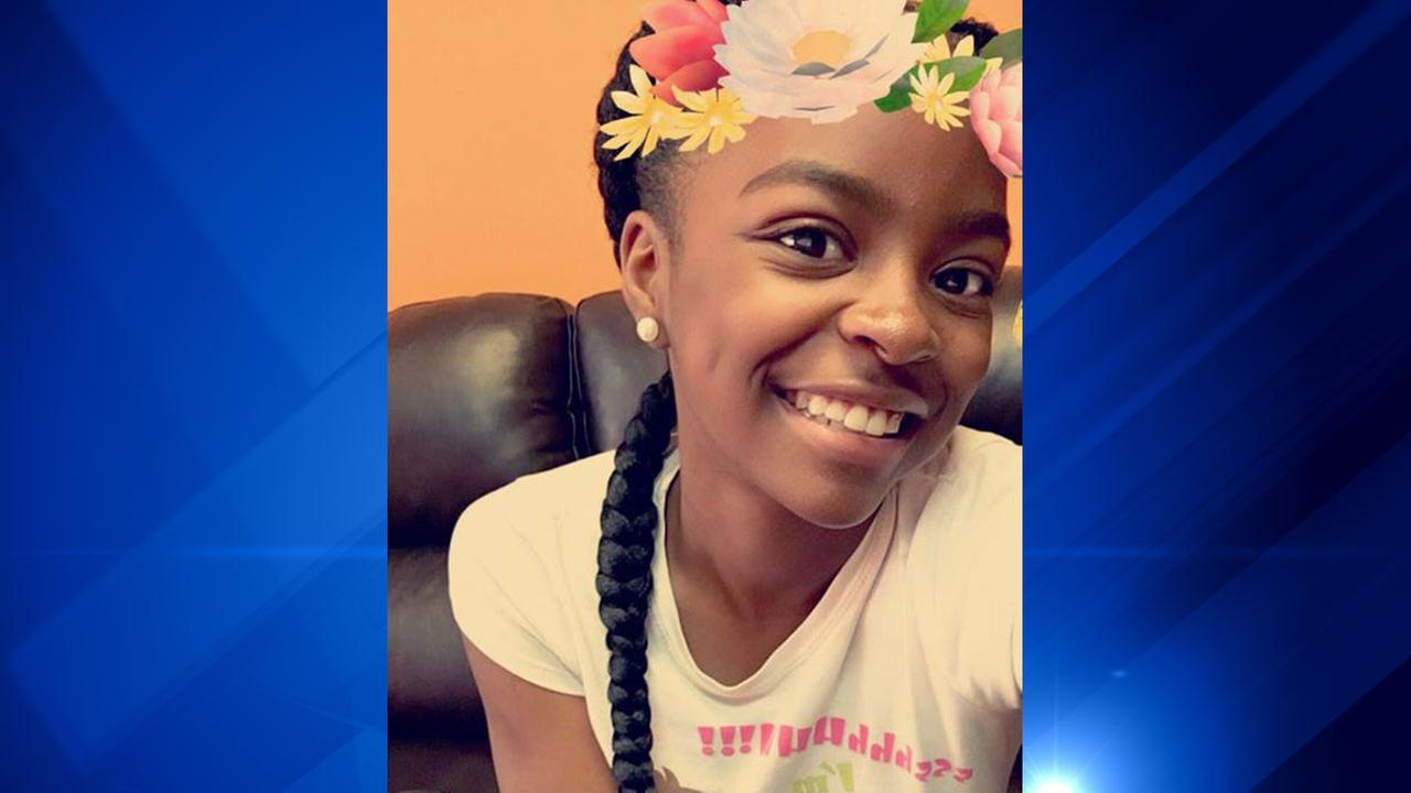 Girl, 13, struck by a vehicle in Uptown