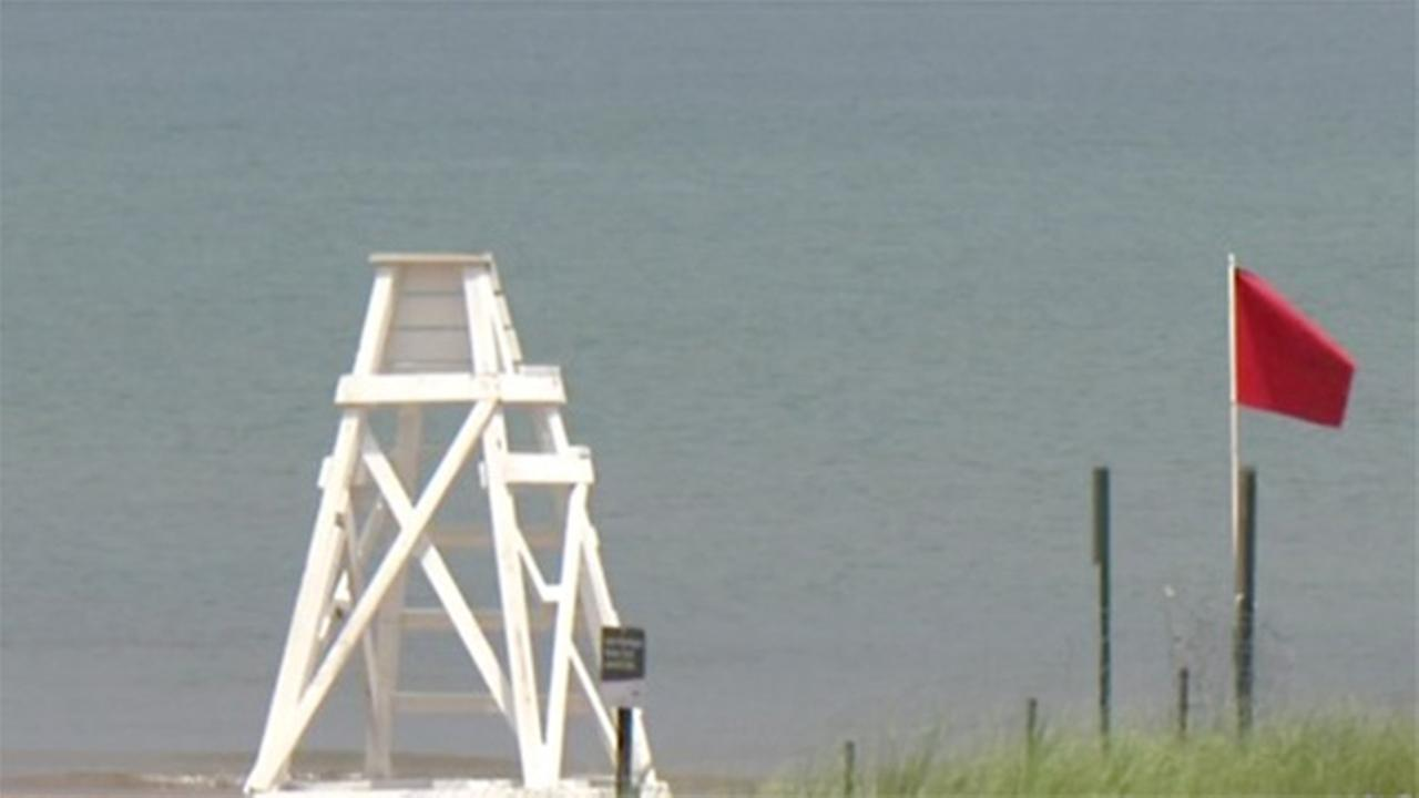 New app to show swim bans for Lake Michigan beaches in Lake County
