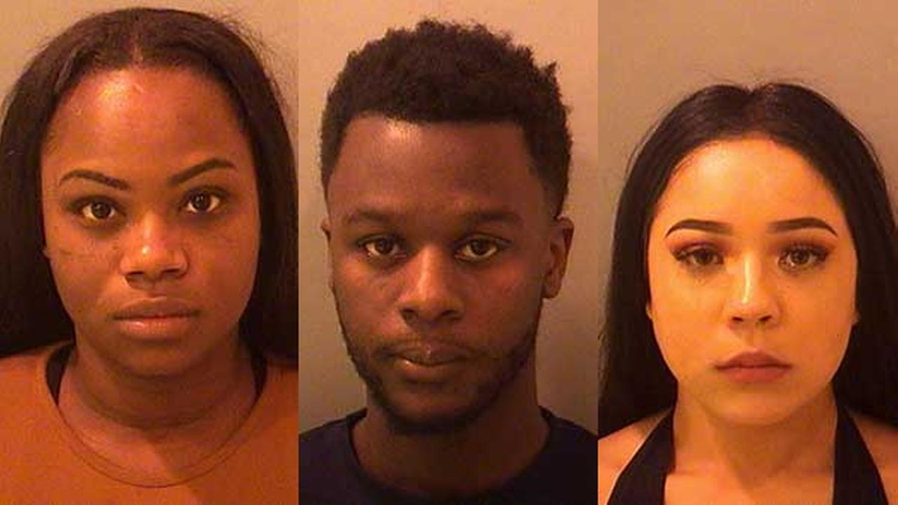3 flew from Orlando to commit credit card fraud in Gurnee, police say
