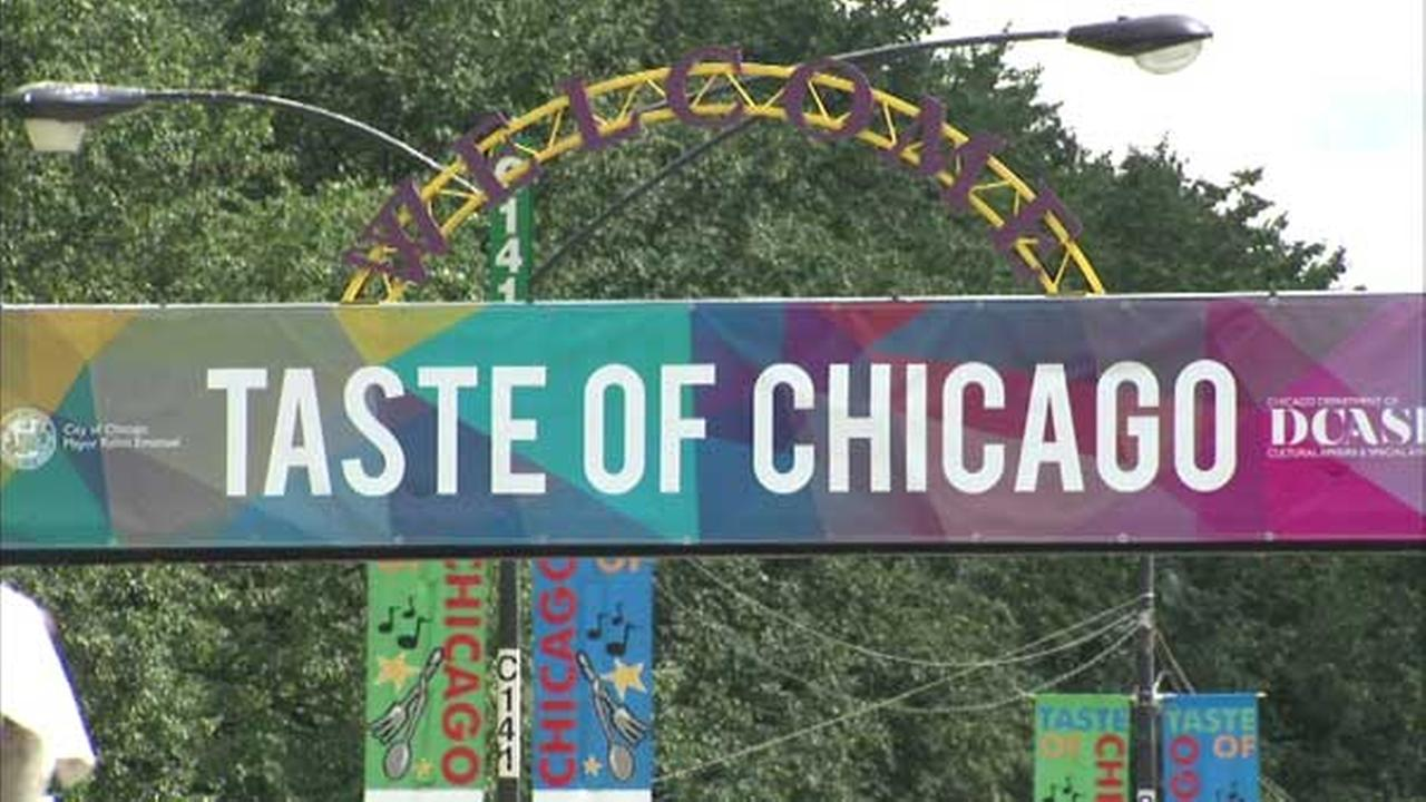 Taste of Chicago concert tickets on sale Friday