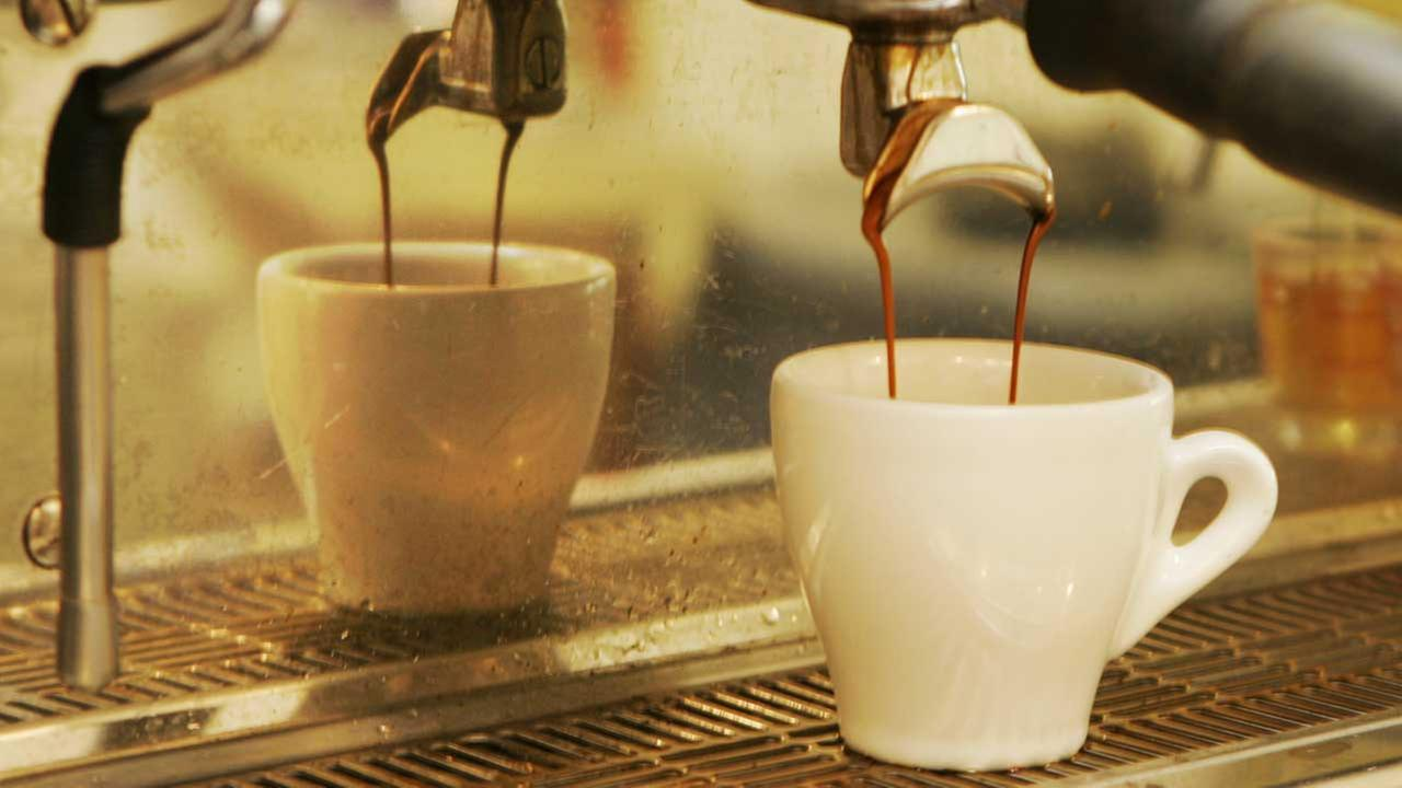 (FILE) A cup of coffee is shown in this photo.