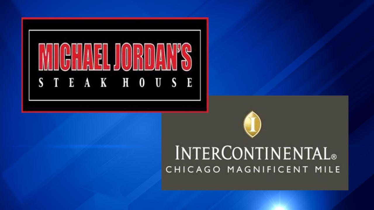 Michael Jordans Steak House, InterContinental bar report data breach