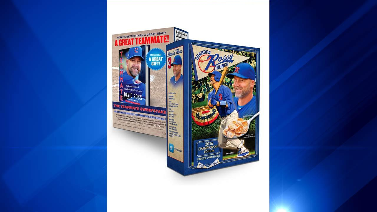 David Ross cereal